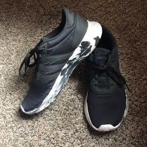 Adidas Light Racer Athletic Sneaker